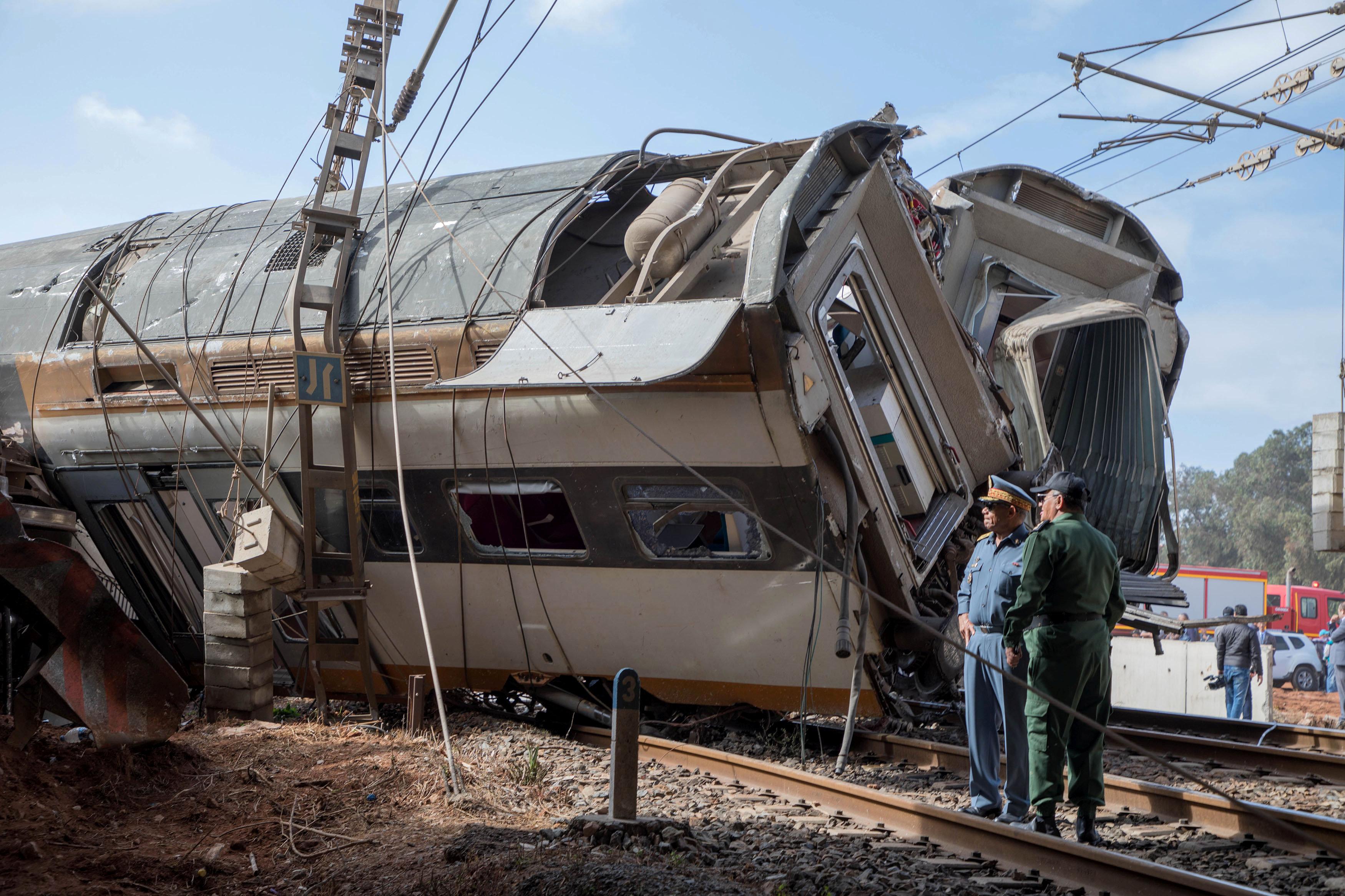 قطار المغرب (7)