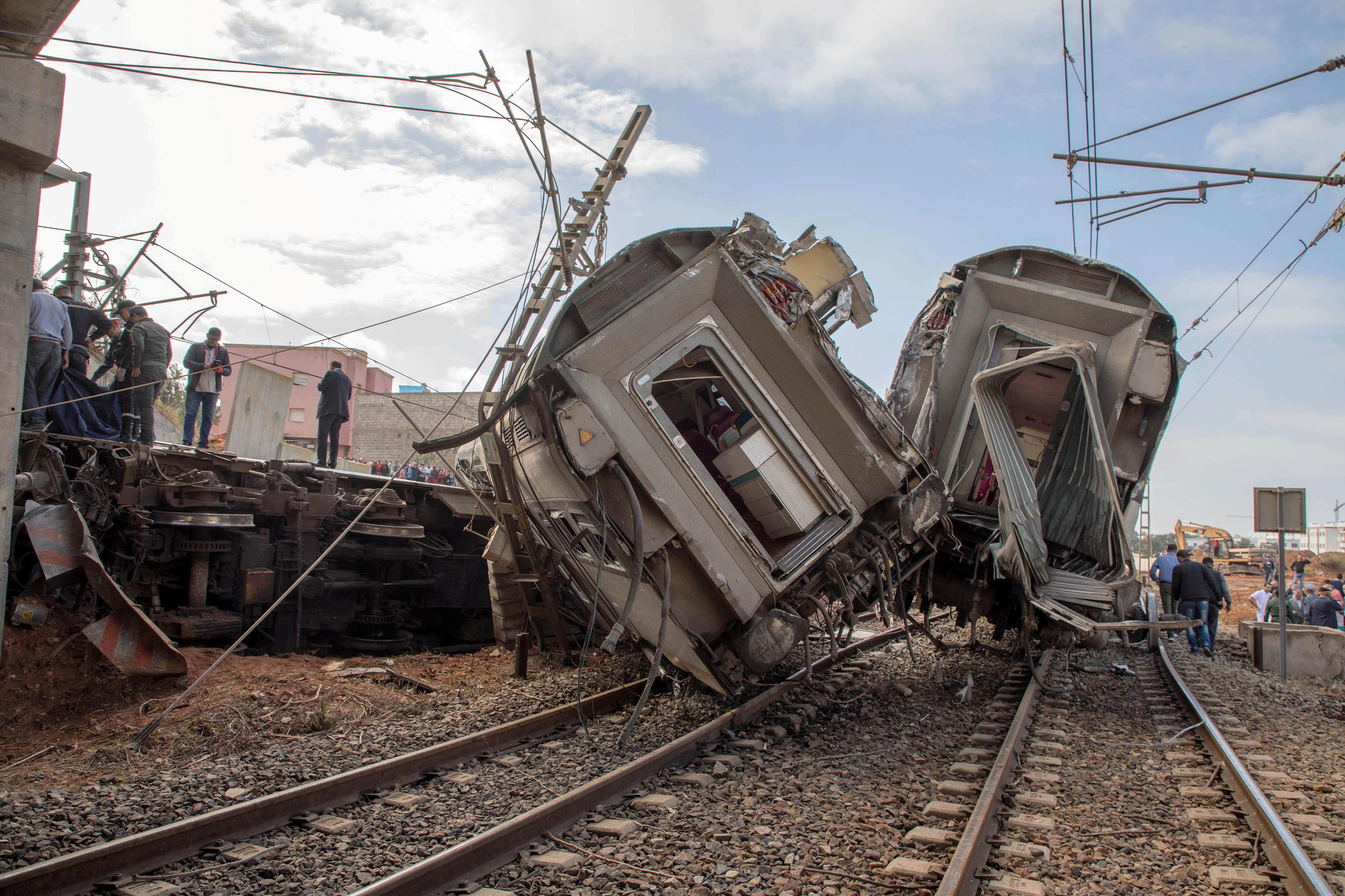 قطار المغرب (13)