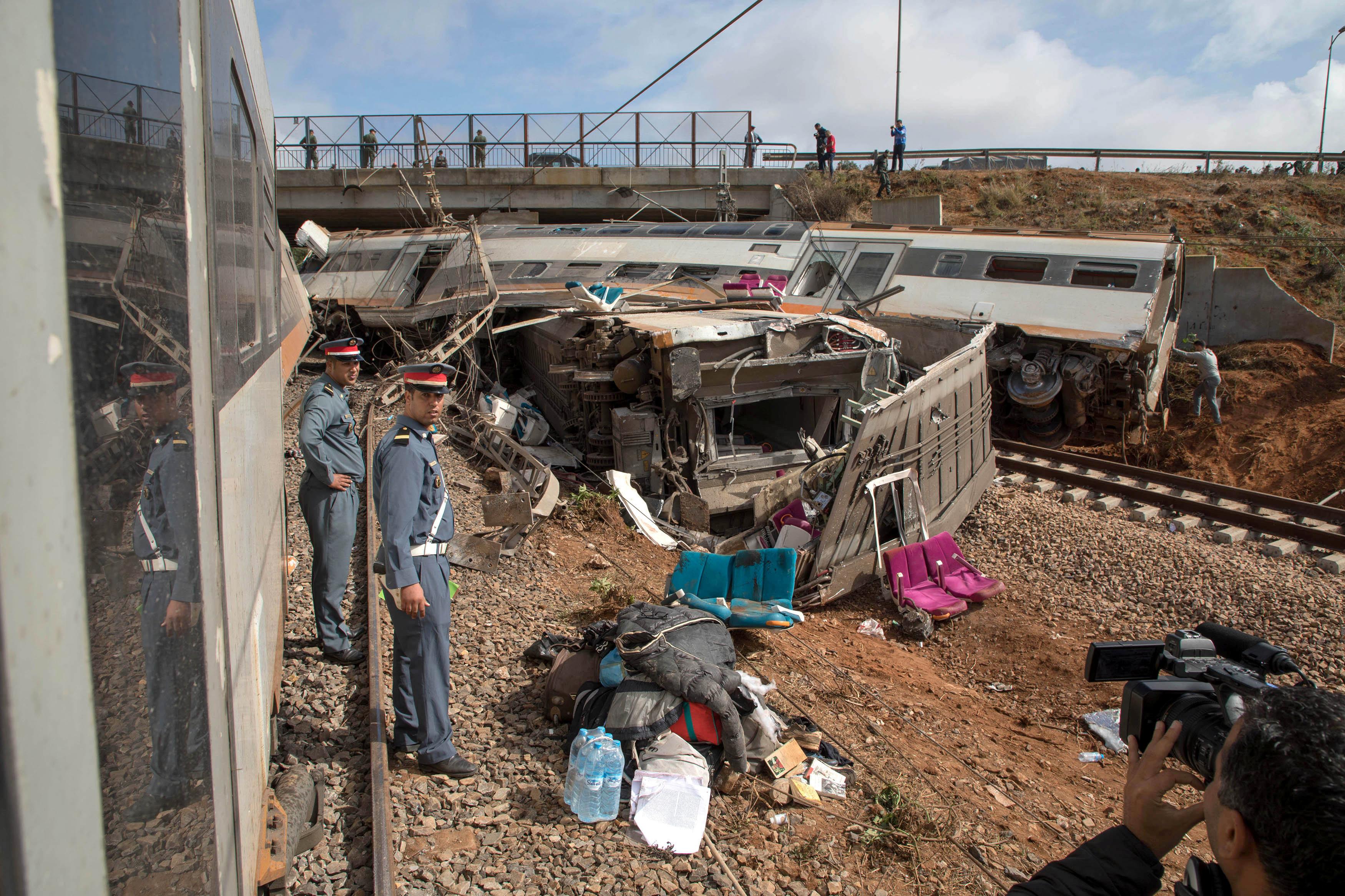 قطار المغرب (8)
