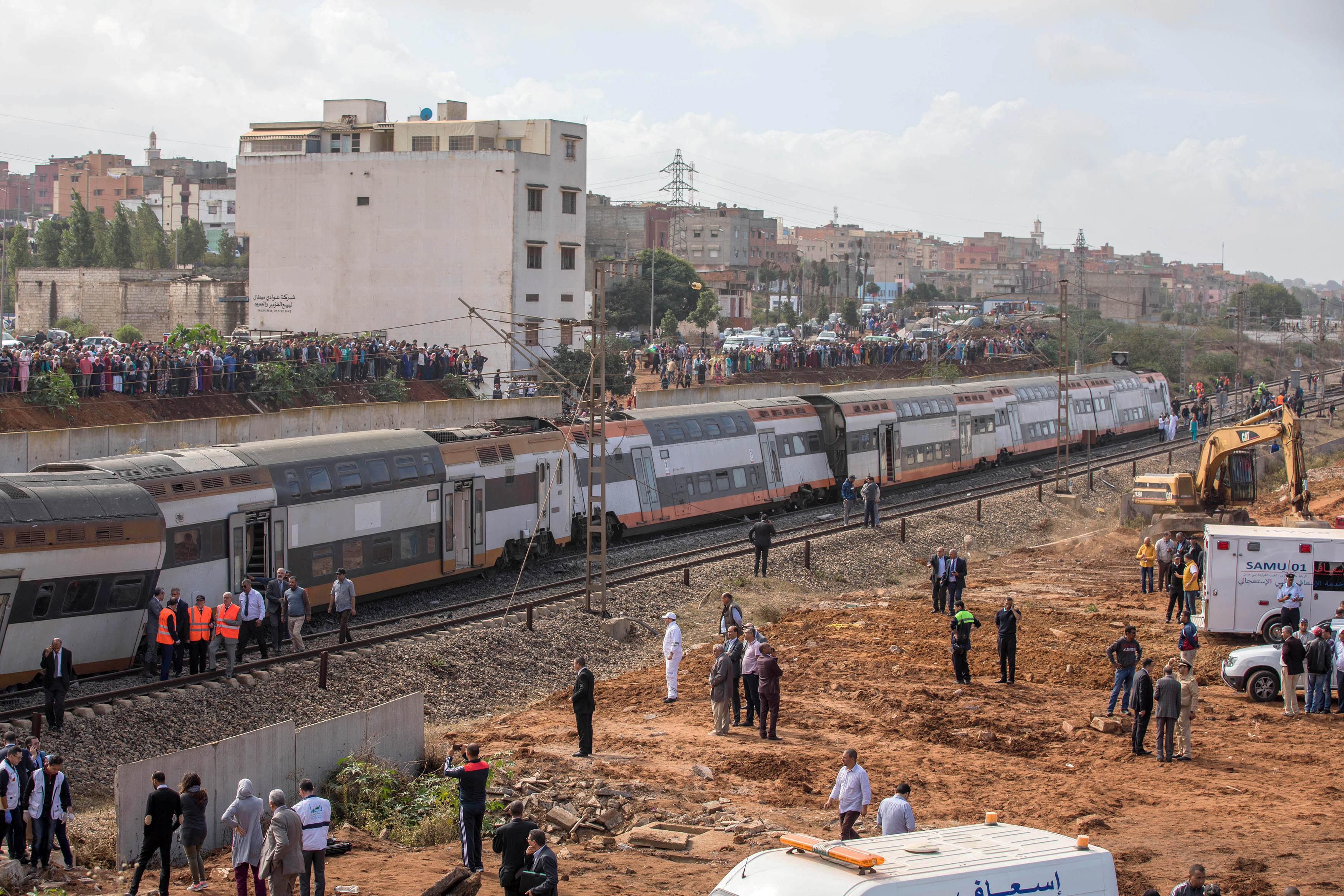 قطار المغرب (6)