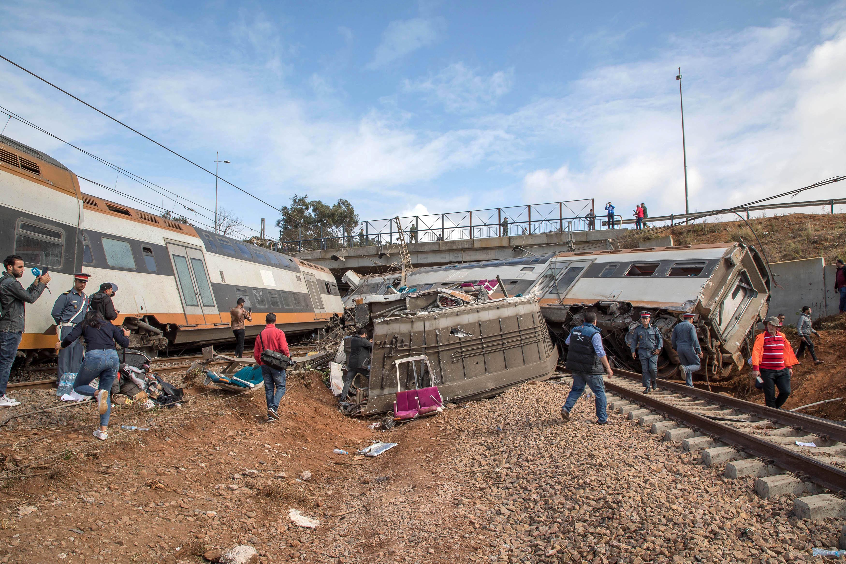 قطار المغرب (14)