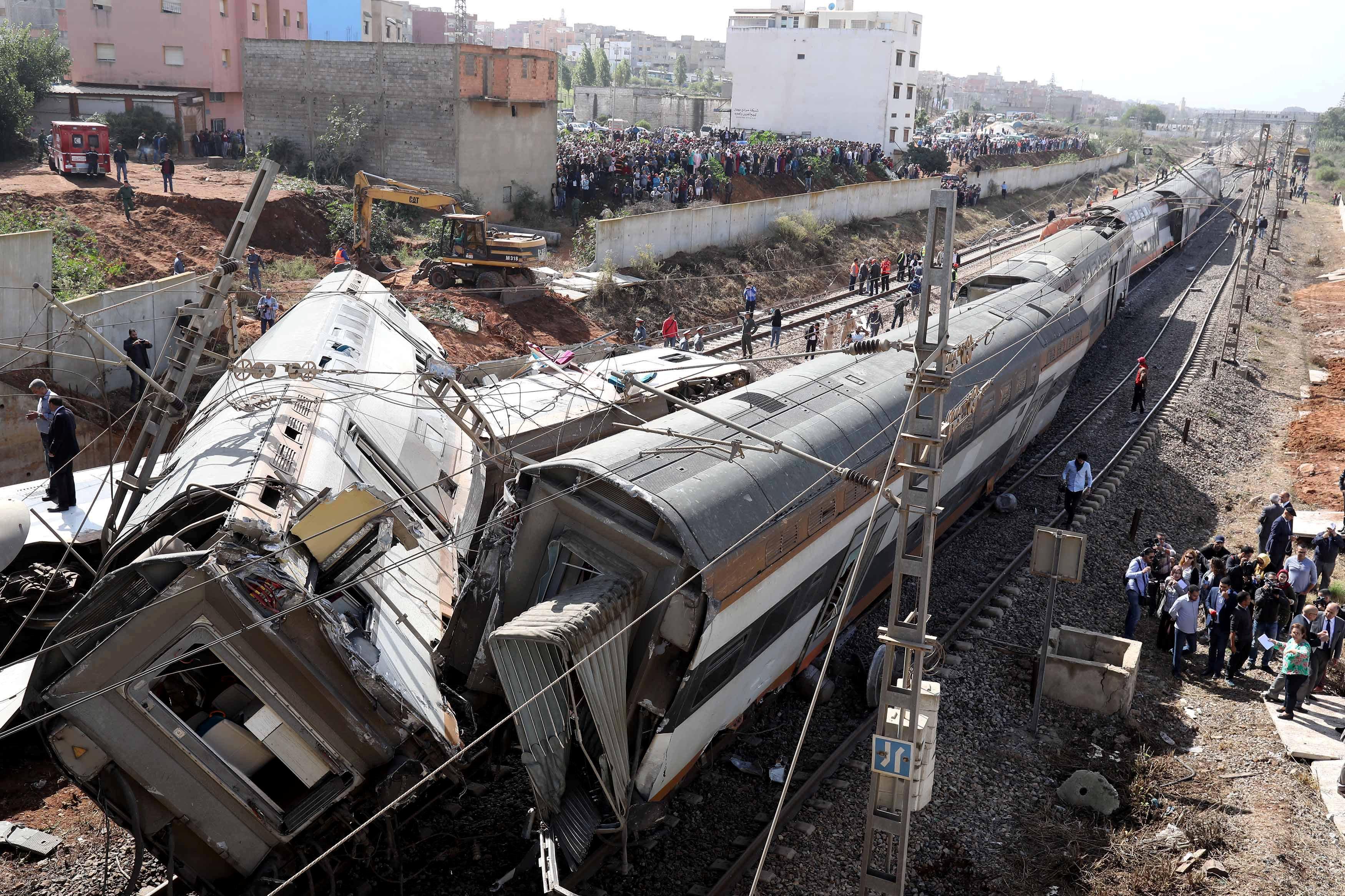 قطار المغرب (3)