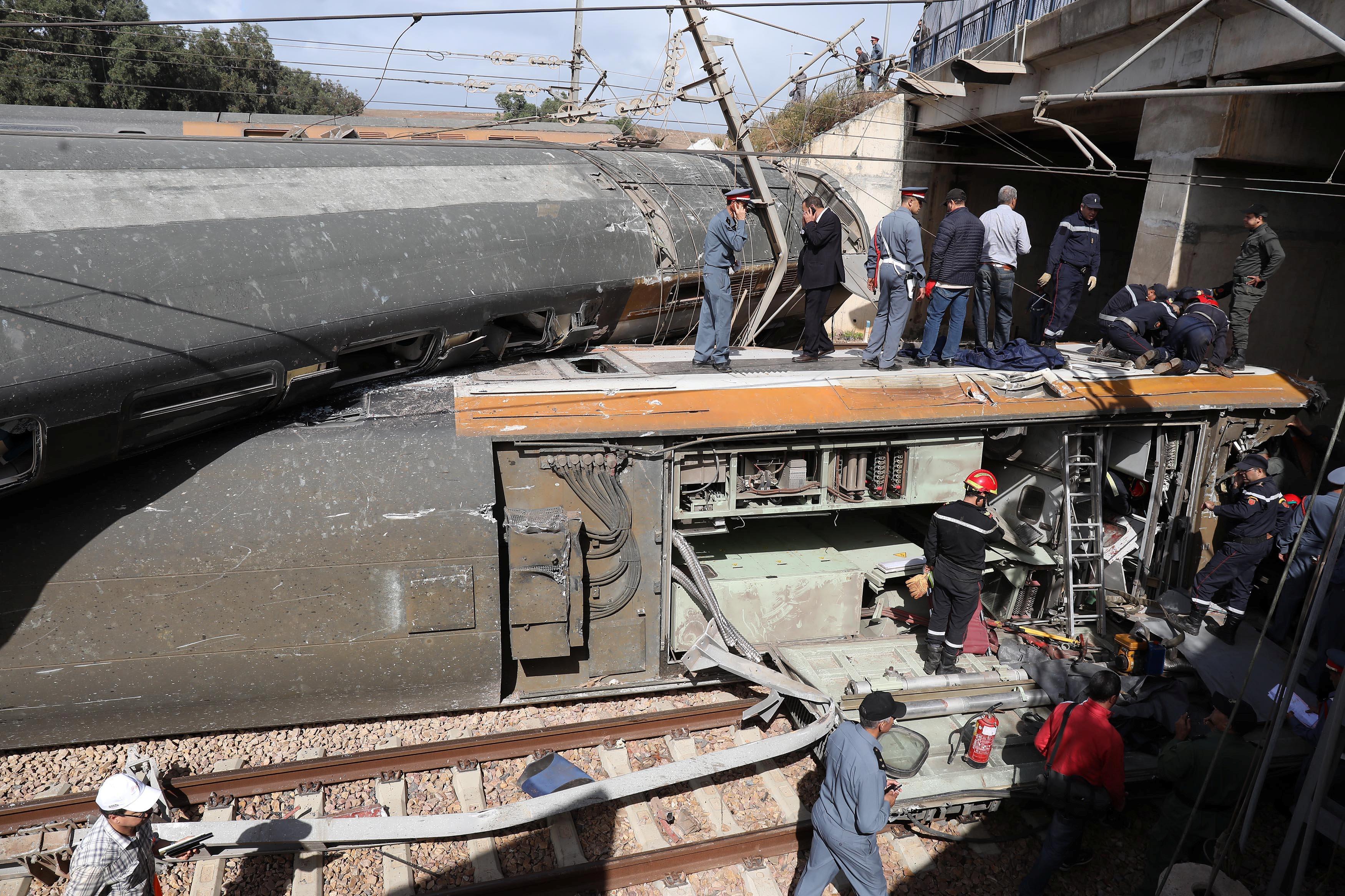 قطار المغرب (11)