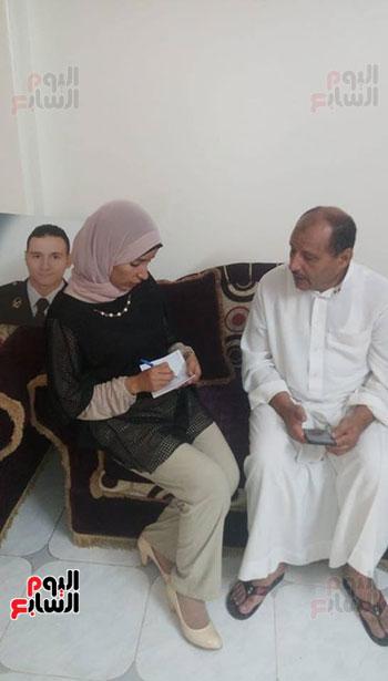 البطل النقيب محمد الحسينى (10)