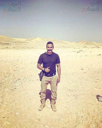 البطل النقيب محمد الحسينى (1)