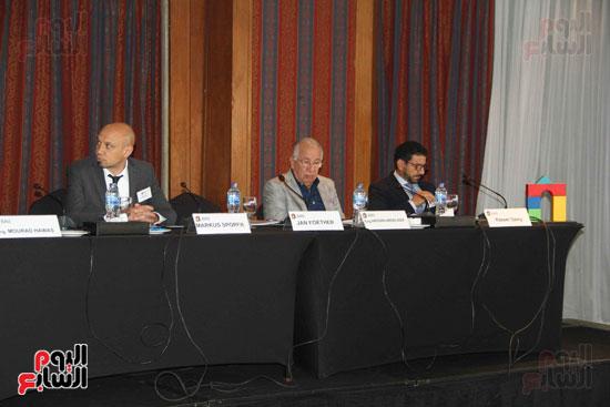 مؤتمر غرفة الصناعة والتجارة الألمانية فى مصر (6)