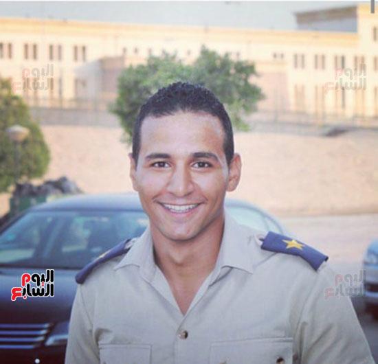البطل النقيب محمد الحسينى (6)