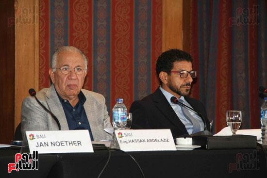 مؤتمر غرفة الصناعة والتجارة الألمانية فى مصر (17)