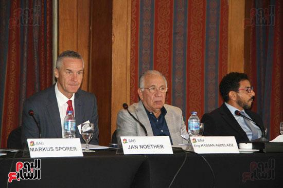 مؤتمر غرفة الصناعة والتجارة الألمانية فى مصر (16)