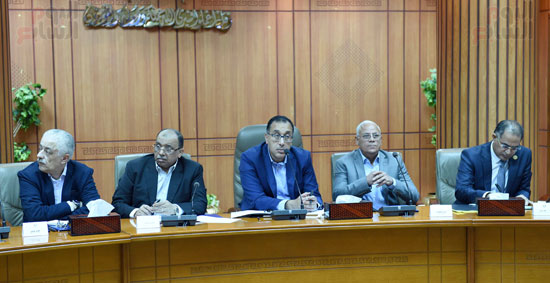 جولة رئيس الوزراء فى بورسعيد لتفقد عدد من المشروعات  (4)