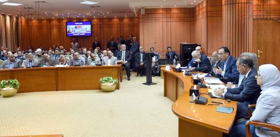 جولة رئيس الوزراء فى بورسعيد لتفقد عدد من المشروعات  (5)