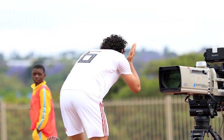 احمد حجازى مدافع المنتخب  (3)