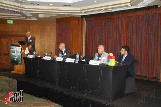 مؤتمر غرفة الصناعة والتجارة الألمانية فى مصر (10)