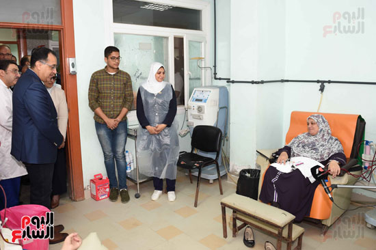 جولة رئيس الوزراء فى بورسعيد لتفقد عدد من المشروعات  (11)