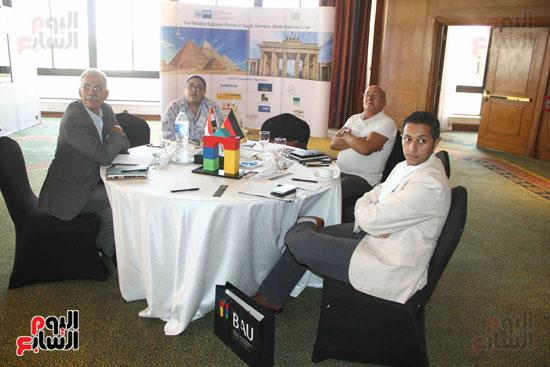 مؤتمر غرفة الصناعة والتجارة الألمانية فى مصر (7)