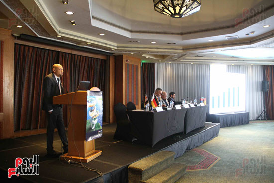 مؤتمر غرفة الصناعة والتجارة الألمانية فى مصر (15)