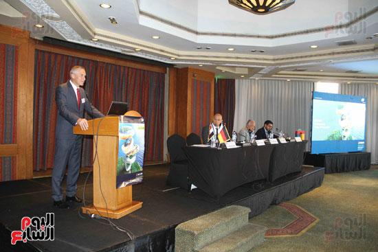 مؤتمر غرفة الصناعة والتجارة الألمانية فى مصر (5)