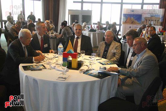 مؤتمر غرفة الصناعة والتجارة الألمانية فى مصر (3)