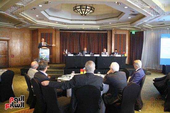 مؤتمر غرفة الصناعة والتجارة الألمانية فى مصر (19)