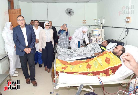 جولة رئيس الوزراء فى بورسعيد لتفقد عدد من المشروعات  (12)