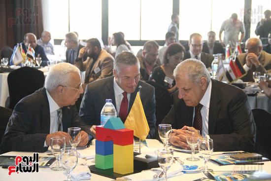 مؤتمر غرفة الصناعة والتجارة الألمانية فى مصر (1)