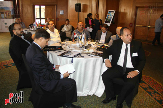 مؤتمر غرفة الصناعة والتجارة الألمانية فى مصر (12)
