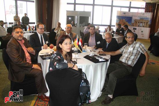 مؤتمر غرفة الصناعة والتجارة الألمانية فى مصر (11)