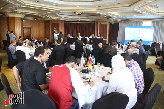 مؤتمر غرفة الصناعة والتجارة الألمانية فى مصر (13)