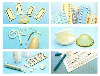 انواع وسائل منع الحمل