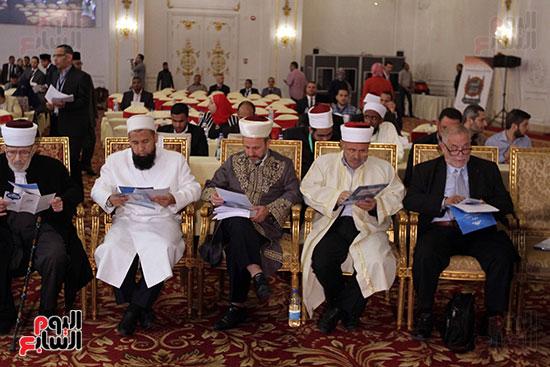 صور ختام أعمال المؤتمر العالمى الرابع للإفتاء (1)