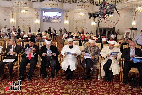 صور ختام أعمال المؤتمر العالمى الرابع للإفتاء (2)