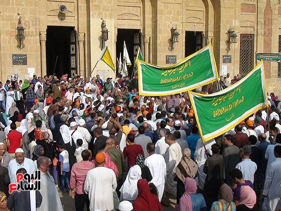 ختام مسيرة مولد   الدسوقى  (3)