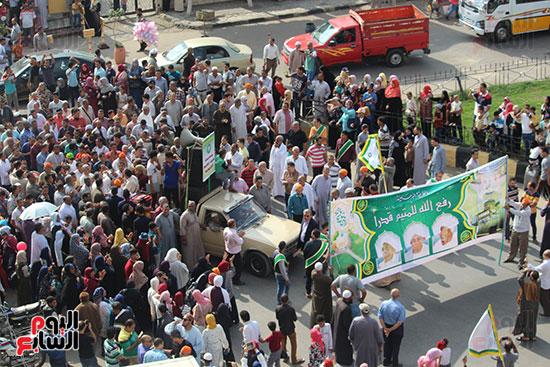 ختام مسيرة مولد   الدسوقى  (1)