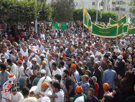 ختام مسيرة مولد   الدسوقى  (2)