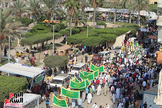ختام مسيرة مولد   الدسوقى  (5)