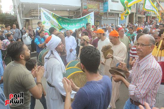 ختام مسيرة مولد   الدسوقى  (4)