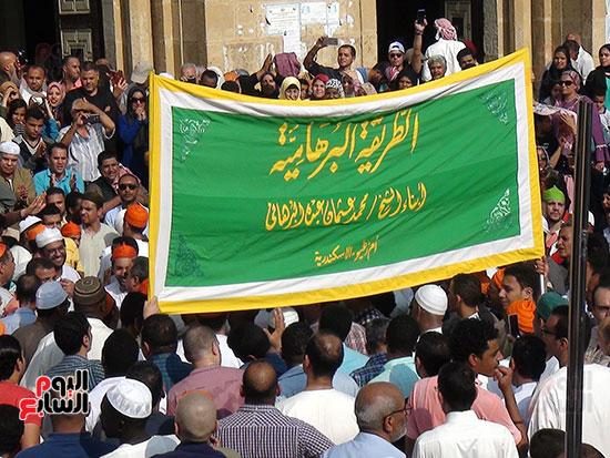 ختام مسيرة مولد   الدسوقى  (11)