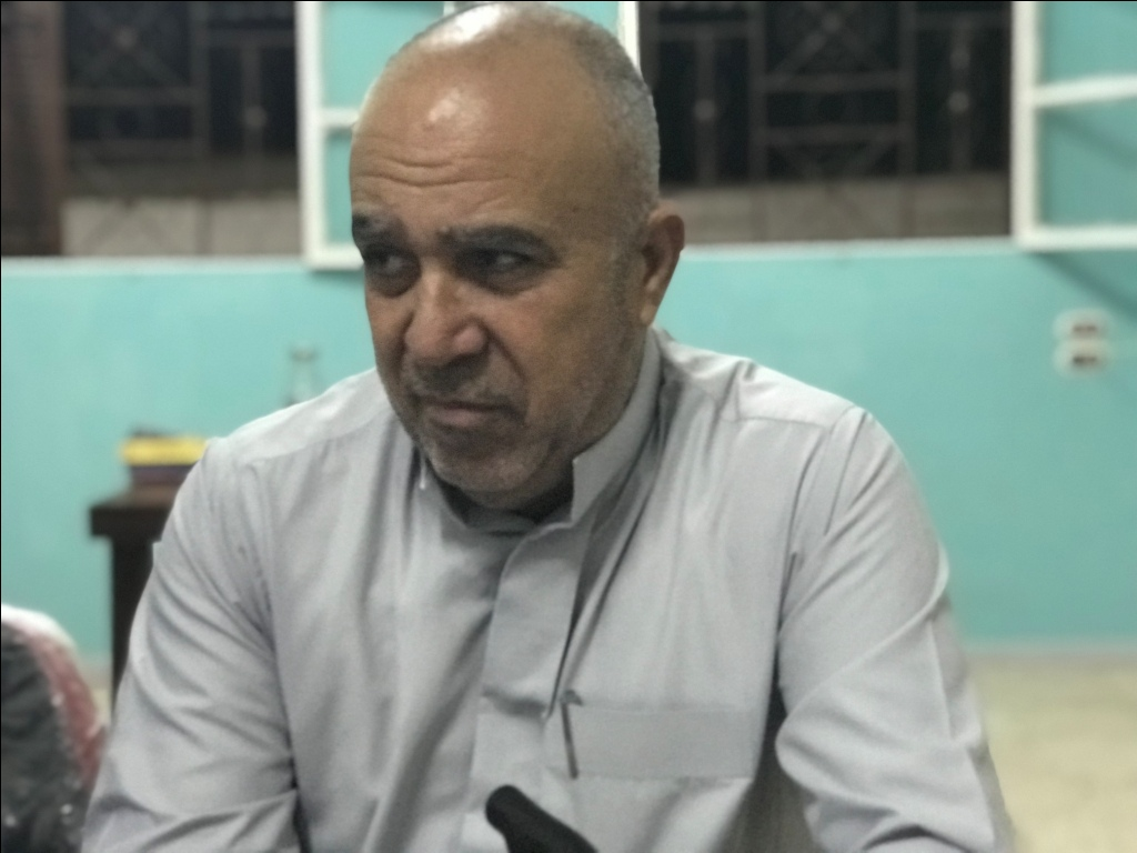 الشاعر محمد عابد
