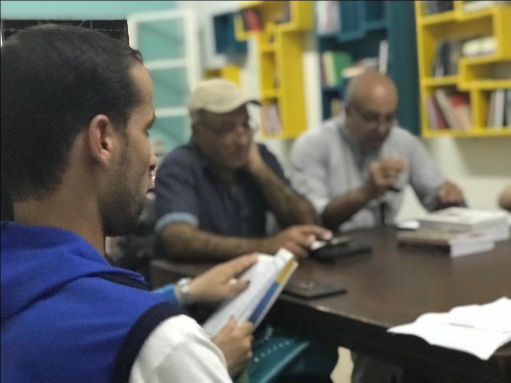 حضور ومشاركه