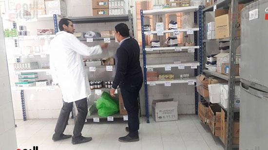 الوحدات-الصحية-بالمحافظات-صداع-دائم-في-رأس-وزير-الصحة-علي-مر-العصور-(14)