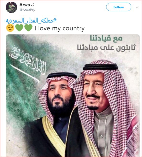 تأييد عربى على تويتر لقرارات الملك سلمان حول مقتل جمال خاشقجى اليوم السابع