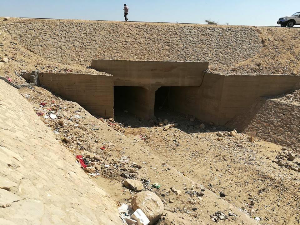 محافظة مطروح استعدت للتعامل مع الأمطار والسيول (3)