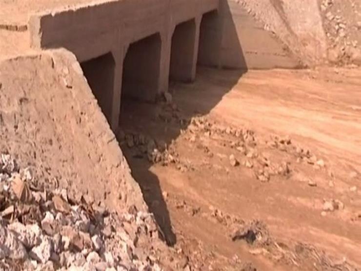 محافظة مطروح استعدت للتعامل مع الأمطار والسيول (1)
