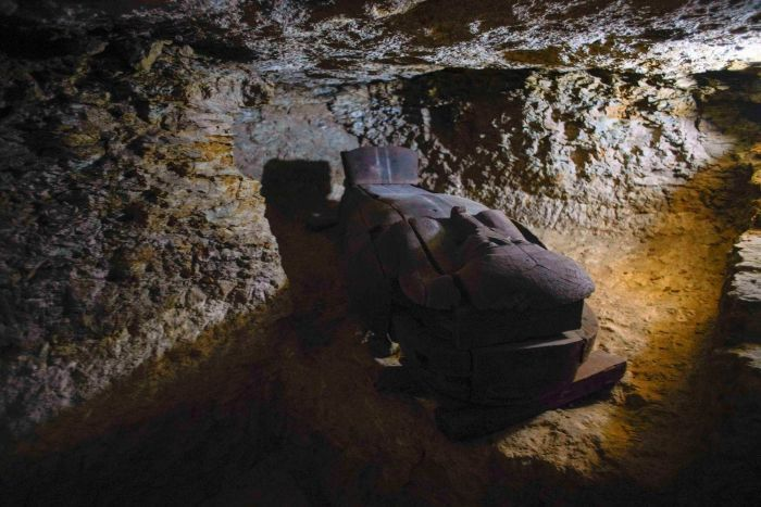 اغلب اثار مصر لم يتم اكتشافها بعد