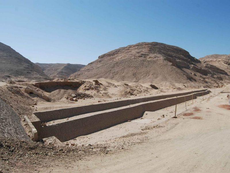 محافظة مطروح استعدت للتعامل مع الأمطار والسيول (4)
