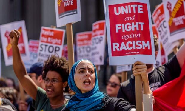 مظاهرات مسلمين