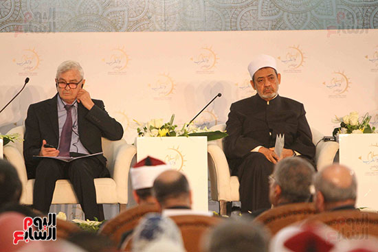 صور ندوة الدولية للأزهر حول الإسلام والغرب.. تنوعٌ وتكاملٌ (2)