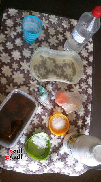 سائل غسيل أطباق لا يلتصق بالأوانى (2)