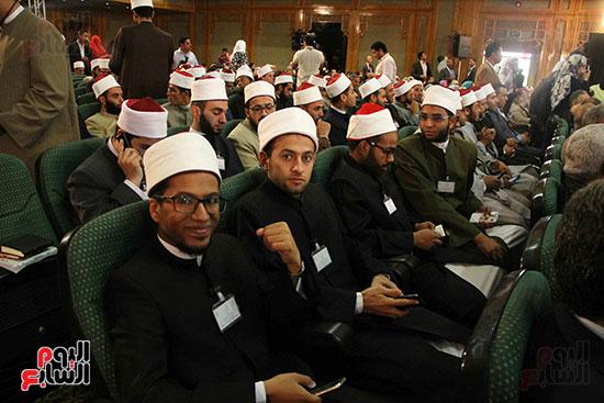 صور ندوة الدولية للأزهر حول الإسلام والغرب.. تنوعٌ وتكاملٌ (39)