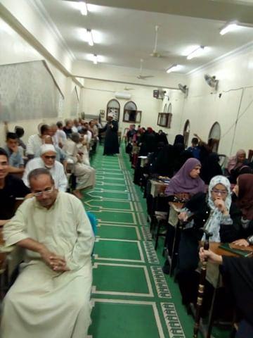 إقبال كثيف على مراكز الأوقاف بشمال سيناء (3)